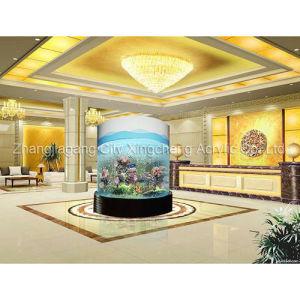 Cylinder Acrylic Aquarium pictures & photos