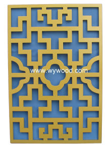 Carved Decorative Panel (WY-26) pictures & photos
