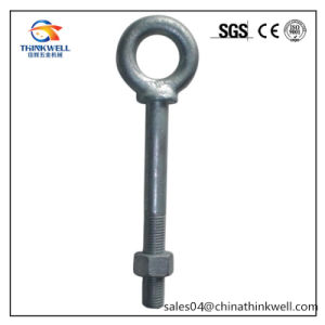 Hot-DIP Galvanized G277 Us Type Shoulder Eye Bolt pictures & photos