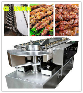 Automatic Yakitori Rotating Grilling pictures & photos