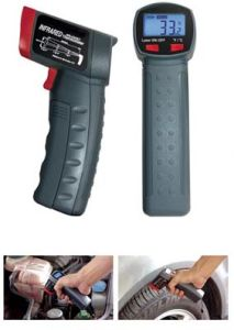 High Accuracy Infrared Thermometer (EM520A) pictures & photos