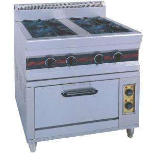 Gas Range/Electric Oven (HGR-74E/HGR-76E)