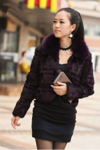 Ladies Winter Coat, Fur Coat, Fashion Coat