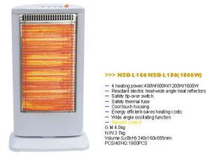 Halogen Heater (NSB-L160)