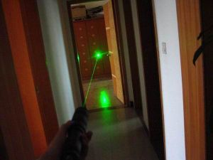 High Powerful 1000mw Green Laser Flashlight (LM-500)