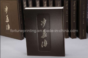 High-End Hardcover Book Printing