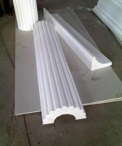 EPS Classic Decorative Roman Columns Pillars for Front Porch Pillars pictures & photos