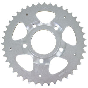 Motorcycle Sprocket/Rear Sprocket/Motorcycle Parts pictures & photos