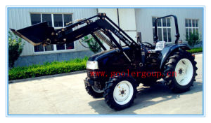 Compare 40-60HP Four Wheel Farm Tractor with EPA4 Certificate pictures & photos