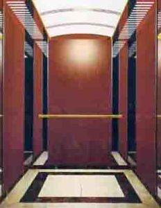Gearless Machine Roomless Passenger Elevator