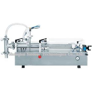 Semi-Automatic Piston Filling Machine for Cosmetic Product pictures & photos
