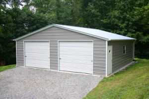 Prefab House/Metal Garage Building (SSW-479) pictures & photos