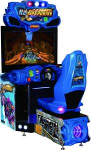 Game Machine H2O Overdrive Arcade Game Machine pictures & photos