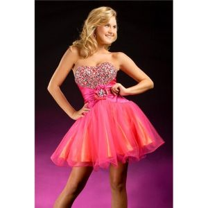 Prom Dress, Cocktail Gown (54794)