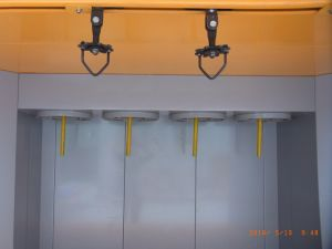 Powder Coating Equipment (powder spray booth) pictures & photos