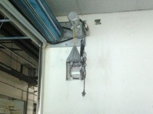 Automatic Roller Shutter Door Motor/ Opener/ Chain Operation pictures & photos
