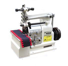 Large Shell Stitch Overlock Sewing Machine pictures & photos