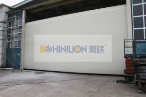 Reinforced Security Roller Shutter (SLLP-120F) pictures & photos
