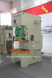 Pneumatic Power Press Punching Machine Jh21-80ton pictures & photos