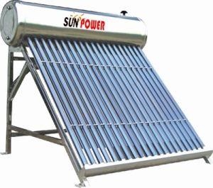 EN12976 Certificate Non Pressure Solar Water Heater (SP470-58/1800-15) pictures & photos