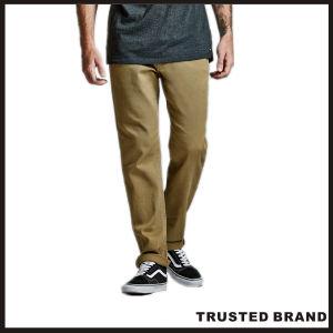 100% Hemp Material Men Denim Jeans (GW07)