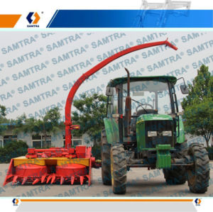 Tractor Side Mounted Forage Harvester