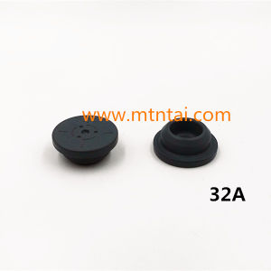 32mm Grey Color Rubber Stoppers for Infusion pictures & photos