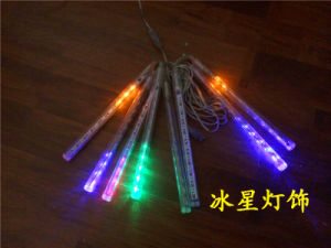Waterproof Outdoor LED Meteor Lights LED Tube Decoration Lights