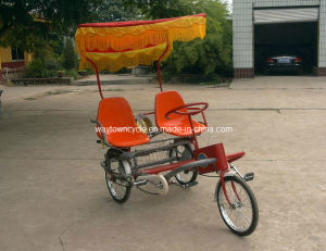 Tandem Bike (YLS/20-608) pictures & photos