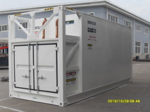 Container Fuel Tank pictures & photos