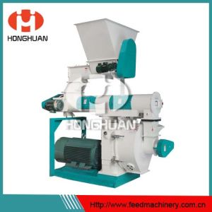 Ring Die Biomass Pellet Mill (HHZLH508MX) pictures & photos