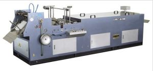 Automatic Envelope Flap Making Machine (ACXTJ-382) pictures & photos