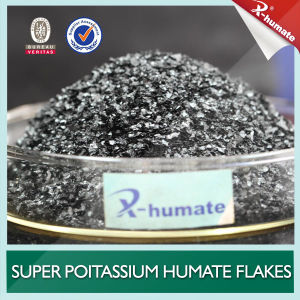 Factory Potassium Humate with 100% Water Soluble pictures & photos