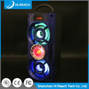 Custom Digital Display Portable Mini Wireless Bluetooth Speaker pictures & photos