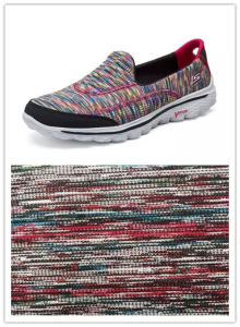 Latest Style Sport Shoe Upper Material Textile Material Fabrica Material (1925) pictures & photos