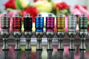 510 Rda Rebuildable Drip Atomizer with Eight Colors