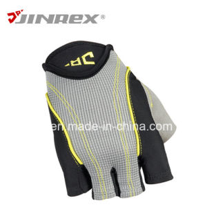 Gym Training Half Finger Fitness Bicycle Padding Sports Gloves pictures & photos