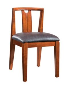 Rubber Wood Chair (H-H0172)