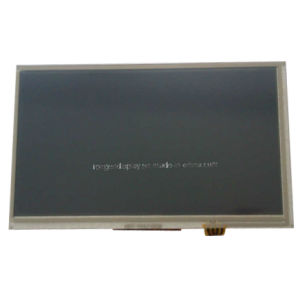 Rg-At070tn93t High Quality 7 Inch TFT LCD Display with Touch Screen pictures & photos