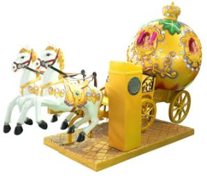 Kiddie Carriage Royal Carriage Kiddie Ride pictures & photos