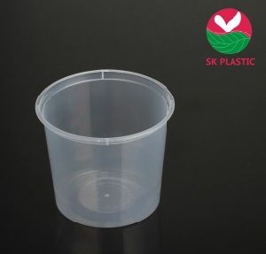 Takeaway Plastic Food Container (SK-30) pictures & photos