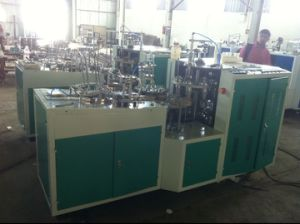 Bevel Full Automatic Paper Cup Forming Machine (YT-LI) pictures & photos