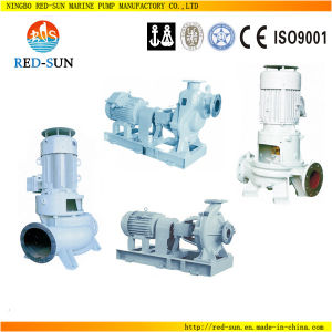 High Quality All Kinds Marine Sea Water Pump (RS-63)