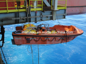 Lifeboat and Rescue Boat Load Testing Water Filled Weight Bags pictures & photos