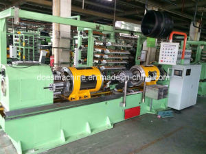 Wide Section BTU Tyre Building Machine - 0406 pictures & photos