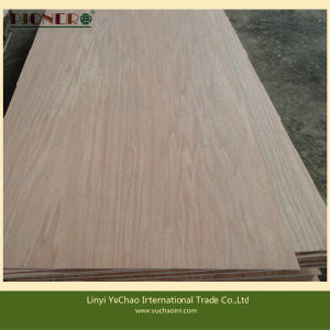 915X2135X3.6mm Commercial Plywood for Door Usage pictures & photos
