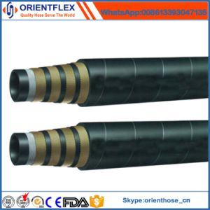 High-Tensile Steel Wire Hydraulic Hose (En856 4sp/4sh) pictures & photos