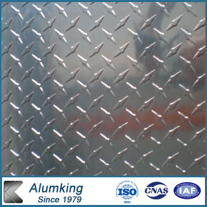 Aluminium Embossed PP Sheet (Primary production) pictures & photos