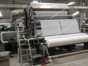 Single Cylinder Tissue Machine Toilet Paper Machine pictures & photos