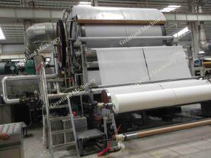 Single Cyliner Tissue Machine Toilet Paper Machine pictures & photos
